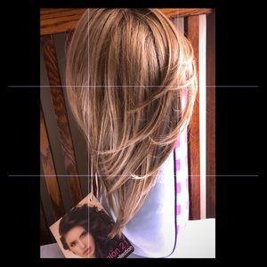 Human Hair Wig, NWT